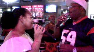 KARAOKE ALL-STARS, Big Al & Lonnie: Born Again (COVER)