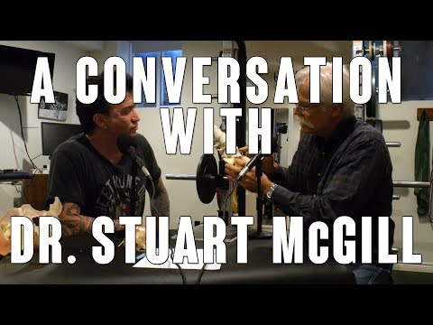 A Conversation with Dr. Stuart McGill