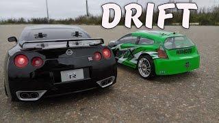 БЮДЖЕТКИ ... ДРИФТ ... КОНЕЦ (Himoto Drift X)