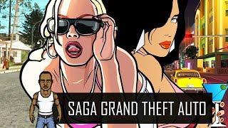 SAGA GTA : 22 ANOS DE TRETAS E SUCESSO !  (PARTE 1)