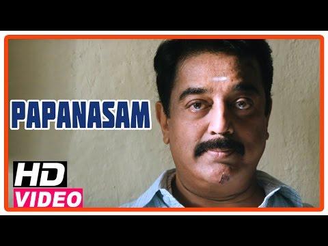 Papanasam Tamil Movie | Scenes | Title Credits | Kamal Haasan | Goutami