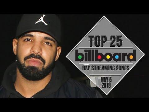 Top 25 • Billboard Rap Songs • May 5, 2018 | Streaming-Charts