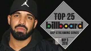 Baixar Top 25 • Billboard Rap Songs • May 5, 2018 | Streaming-Charts