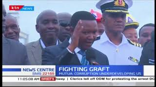 Governor Mutua SINGS for corrupt officials, classic message to Uhuru