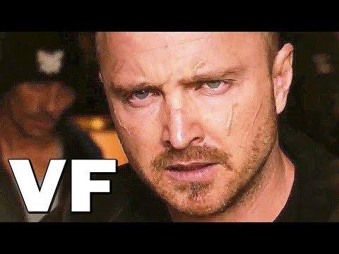 BREAKING BAD LE FILM Bande Annonce VF (2019) EL CAMINO