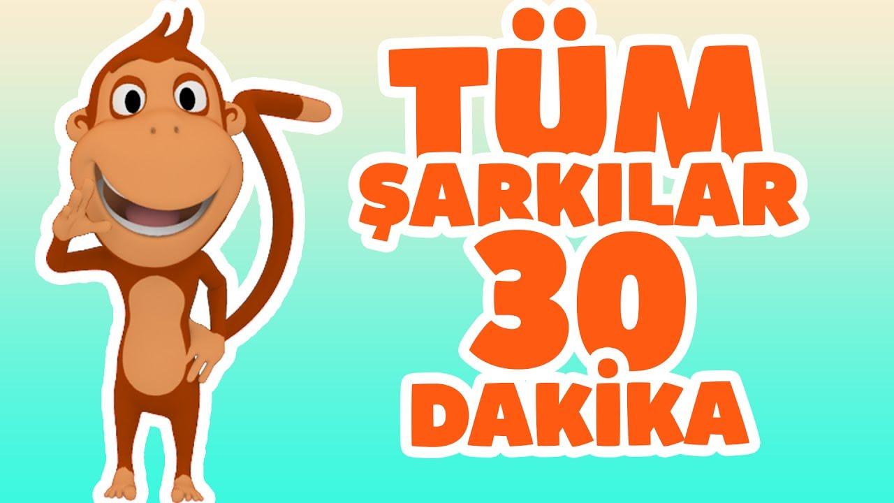 Kukuli - Tüm Çocuk Şarkıları   Tinky Minky ile 30 Dakika Çizgi Film & Bebek Şarkıları