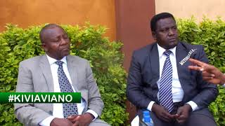 Kiviaviano with Majority Leader Hon Michael Njeru and Hon Newton Karish - part 2