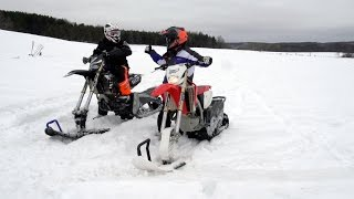 STV 2017 Snowbike 101