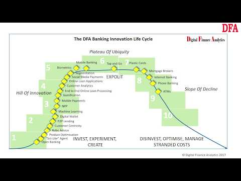 The Banking Digital Innovation Life Cycle