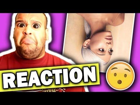 Ariana Grande - Sweetener Album [REACTION]