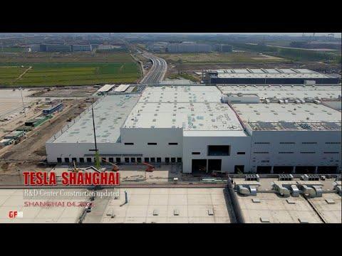 Download #292  #Teslashanghai\R&D Center Construction updated\4K