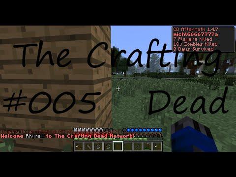 The Crafting Dead #005 Schimmeln an der Schachtel Deutsch Let´s Play Minecraft The Crafting Dead