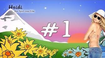 Heidi: Das Spiel zum Film - #1 - Ein Lawinengroll ist selten toll!
