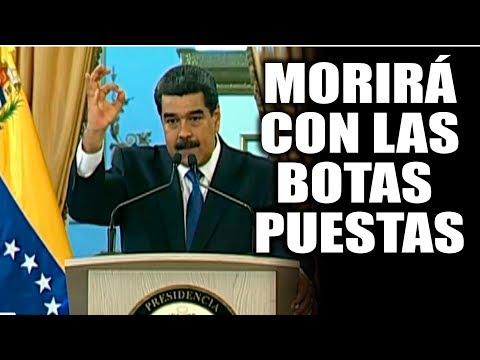 Ultimo minuto VENEZUELA, MADURO ADVIERTE A EEUU 08/02/2019