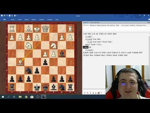 Шахматы-Как построить дебютный репертуар 1.d4 (за черных). Венский вариант. Вступление