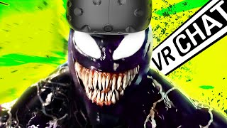 INSANE VENOM VOICE ON VRCHAT! (HILARIOUS)