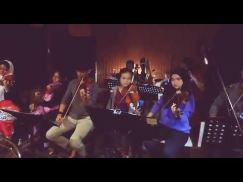Nona-Nona Zaman Sekarang(Rehearsel)