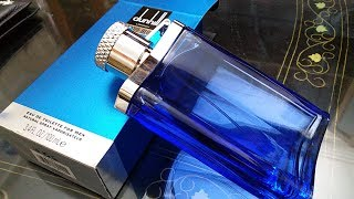 Dunhill Desire Blue Fragrance Review (2002)