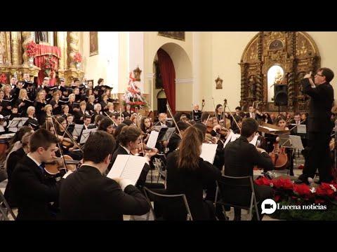 VÍDEO: Algunas pinceladas del concierto navideño de la Orquesta del Conservatorio y la Coral Lucentina