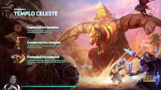 Heroes of the Storm (24ª parte - Jaume y los jornaleros murcianos) - Gameplay en español
