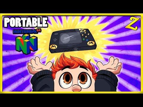 THE PORTABLE NINTENDO 64!!