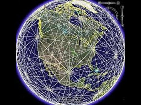 Ley Lines And Portals YouTube - Ley lines in the us map