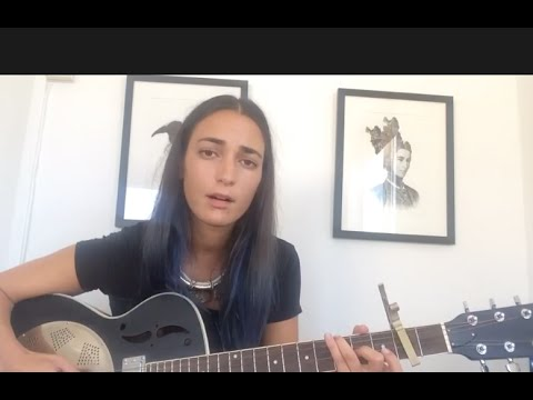 Hard Time Killin' Floor Blues by Cristina Vane - Skip James Cover