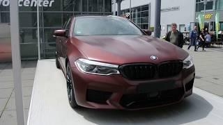 Car Review: 2018 BMW 5 Series M5 xDrive