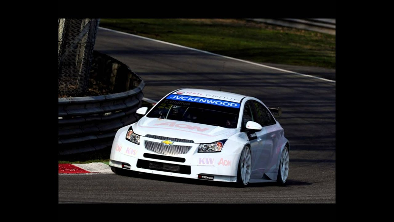 Chevrolet Cruze WTCC 2013-2014 comparison - YouTube