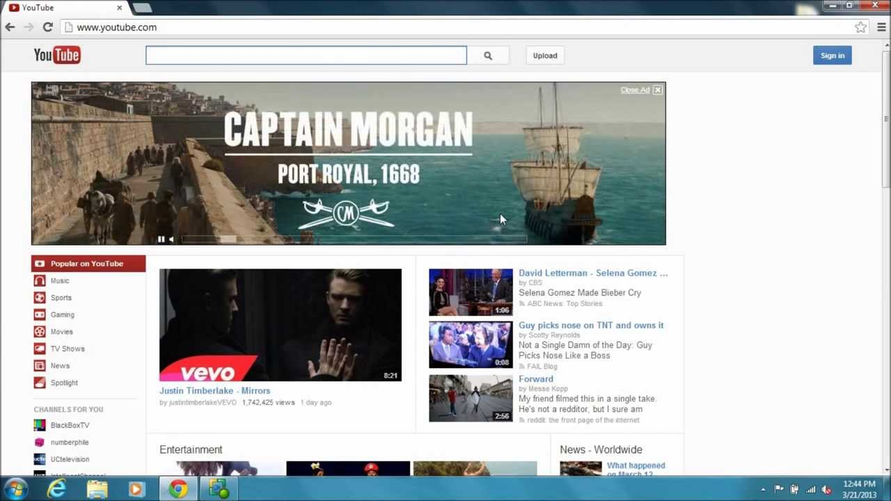 How To Download Videos From Youtube Quickly And Easily No Extra Software  Needed Af5dn
