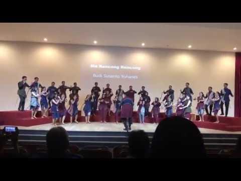 MA RENCONG RENCONG - Diponegoro University Choir