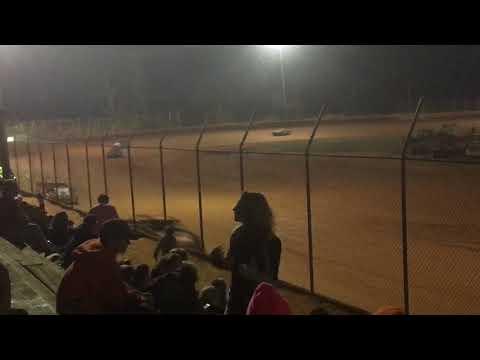 Harris Speedway 10/21/17 Stock 4 Main