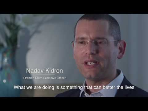 Nadav Kidron, CEO of Oramed: We Can Better The Lives of Hundreds of Millions