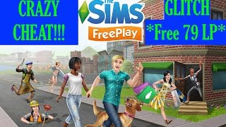 Sims Freeplay 2016 Glitch Cheat With Unlimited Free LP! **Part 2**
