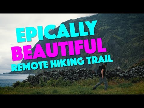 Hiking the Azores Islands: the Serra do Topo to Caldeira do Santo Cristo to Fajã dos Cubres trail