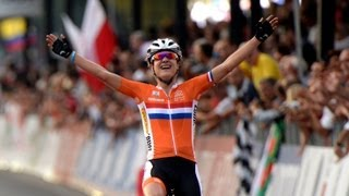 Elite Women Road Race Highlights - 2013 UCI Road World Championships