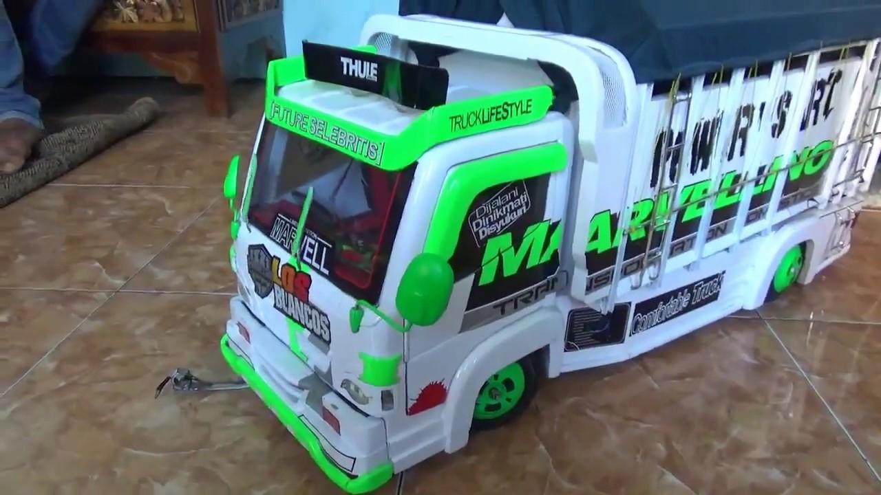Mobil Truk Ceper - All Desain