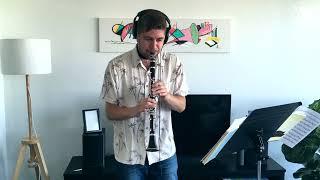Listen to Associate Principal Clarinet Eric Abramovitz play a dizzingly difficult Klezmer medley