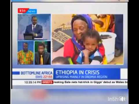 Ethiopian big crisis affecting the neighbouring country Kenya thumbnail