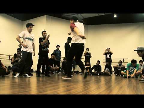 Issac & Shinobi Vs Fatty B & Joel