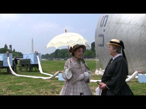 Eyewitness on the Mall: Mary Henry Tells All
