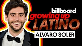 Alvaro Soler Talks Favorite Home-cooked Dish, Slang Words & More  Growing Up Latino
