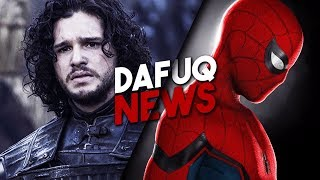 Trailer 8 sezonu GRY O TRON! Spider-man: Far From Home!?