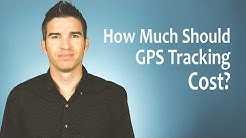 How Much Should GPS Tracking Cost?