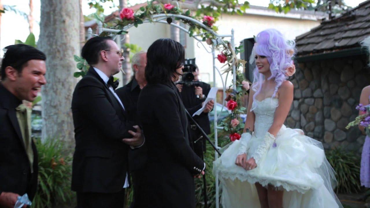Jeordie And Laneys Wedding Ceremony