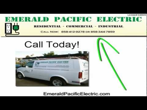 San Diego Electricians | 858-412-9278 Affordable Licensed Electrician