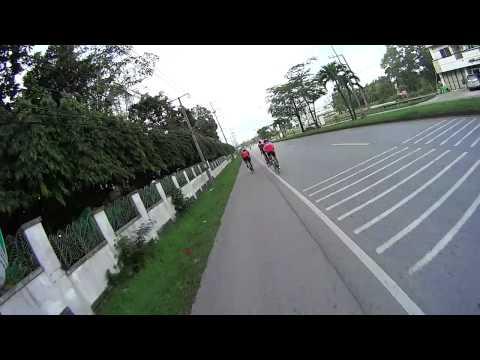 ปั่นจักรยาน ตามไปดูพวกเสือหมอบจากหน้าสวนถึงหน้าค่าย