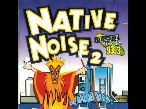 Native Noise 2  - Planet Radio 93.3 Compilation  - 2000