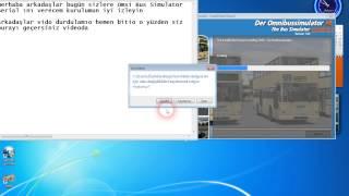 Omsi Bus Simulator Serial ve launcher kurulum