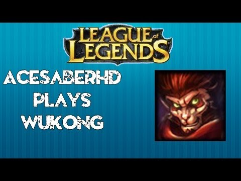 League of Legends - Full Gameplay/Commentary - Jade Dragon Wukong
